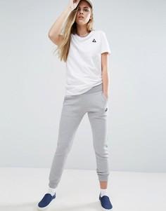 Спортивные штаны скинни Le Coq Sportif - Серый