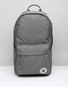 Серый рюкзак с логотипом Converse Classic - Серый