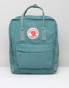 Зеленый рюкзак Fjallraven Kanken - Синий
