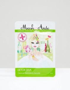 Увлажняющая маска‑салфетка Maskeraide Detox Diva - Бесцветный Beauty Extras