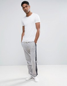 Серые джоггеры на манжетах с логотипом Tommy Hilfiger - Серый