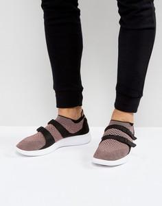 Розовые кроссовки Nike Flyknit 898022-003 - Розовый