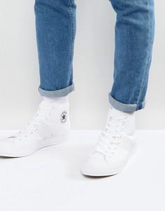 Высокие белые кеды с сетчатым верхом Converse Chuck Taylor All Star II 155748C - Белый