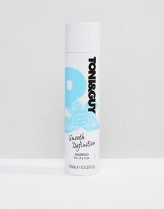 Шампунь для сухих волос Toni & Guy - 250 мл - Бесцветный