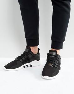 Черные кроссовки adidas Originals EQT Support Advance BB1295 - Черный