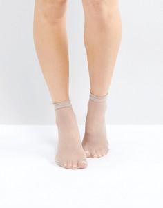 Носки в мелкую сетку Gipsy - Кремовый