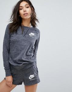 Серый свитшот Nike Vintage - Мульти
