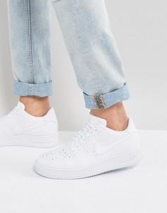 Белые кроссовки Nike Air Force 1 817419-101 - Белый