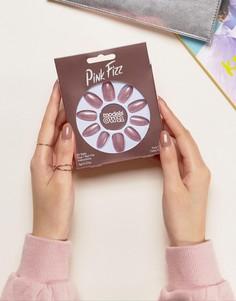 Накладные ногти розового цвета Models Own - Розовый