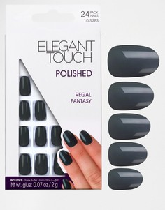 Накладные ногти Elegant Touch Polished Nails - Royal Collection - Розовый