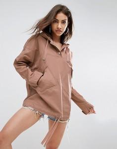 Фестивальная куртка ASOS - Светло-серый