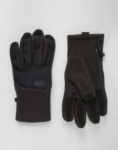 Перчатки The North Face Denali Etip - Черный