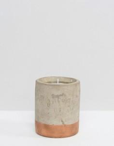 Свеча Paddywax Urban - бергамот и красное дерево - Мульти