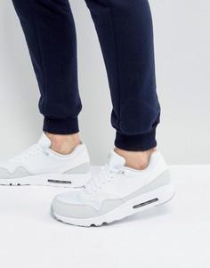 Белые кроссовки Nike Air Max 1 Ultra 875679-101 - Белый