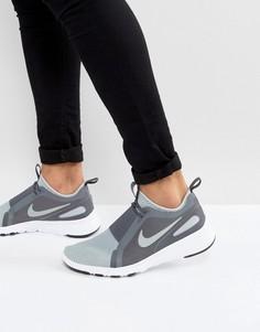 Серые кроссовки Nike Current 874160-001 - Серый