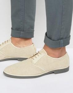 Мягкие туфли из ткани Vagabond Pablo - Светло-серый