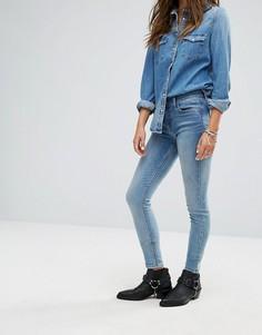 Супероблегающие джинсы Levis Innovation - Синий
