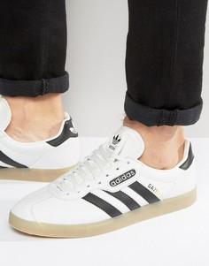 Белые кроссовки adidas Originals Gazelle Super BB5243 - Белый
