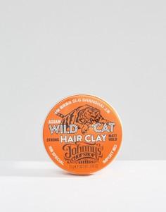 Паста для укладки волос сильной фиксации Johnnys Chop Shop - Мульти