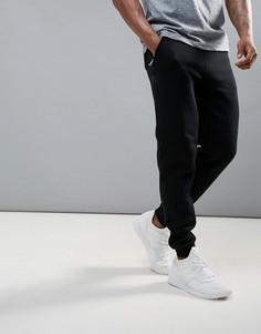 Флисовые спортивные штаны Dissident - Черный