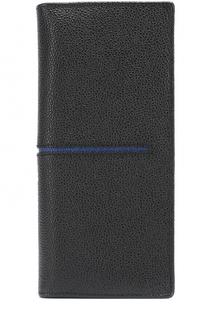 Кожаный бумажник с отделениями для кредитных карт Tod's