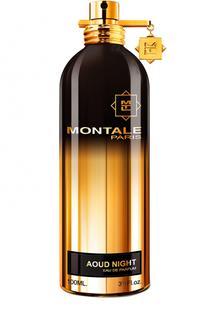 Парфюмерная вода Aoud Night Montale