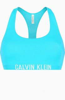 Бра с логотипом бренда Calvin Klein