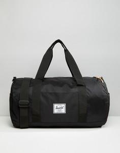 Сумка-дафл Herschel Supply Co Sutton - Черный
