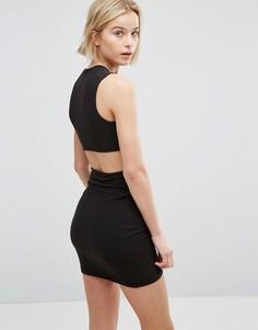 Платье Cheap Monday Enlight - Черный