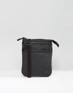 Маленькая черная сумка для авиапутешествий Timberland - Черный