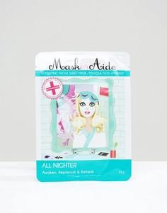 Увлажняющая маска-салфетка Maskeraide All Nigher - Бесцветный Beauty Extras