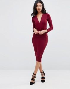 Платье-футляр Honor Gold Jennie - Красный