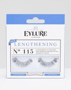 Накладные ресницы Eylure Lengthening № 115 - Черный