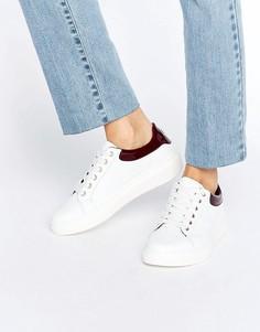 Кроссовки на толстой подошве Tommy Hilfiger Sabrina - Рыжий