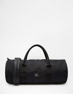 Черная сумка-дафл ASOS - Черный