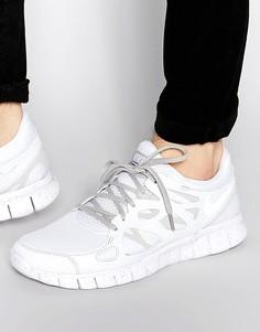 Кроссовки Nike Free Run 2 Prm 806254-100 - Белый