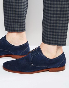 Замшевые туфли дерби ALDO Berg - Синий