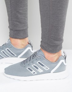Серые кроссовки adidas Originals ZX Flux ADV S79006 - Серый