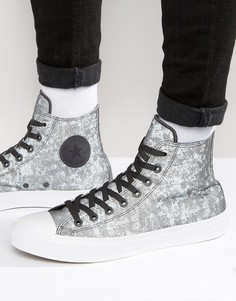 Серые кеды Converse Chuck Taylor All Star II 153544C-049 - Серый