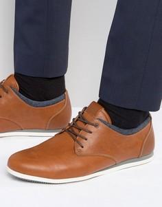 Кеды на шнуровке ALDO Aauwen - Рыжий