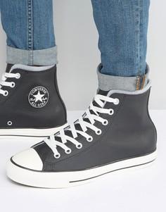 Черные кеды Converse Chuck Taylor All Star 153820C - Черный