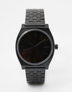 Часы Nixon Time Teller A045 - Черный