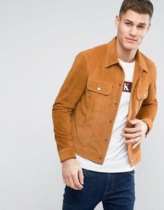 Замжевая куртка Lee - Рыжий