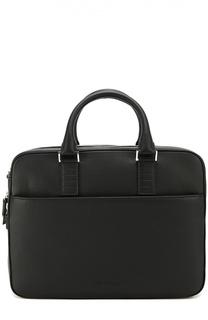 Кожаная сумка для ноутбука Dior