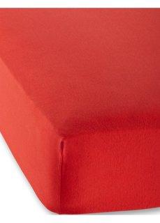 Трикотажная натяжная простыня для матраса высотой 40 см (красный) Bonprix