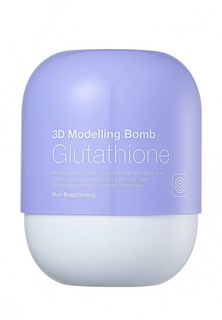 Маска для лица Vprove Витаминная 3D Modelling с глутатионом, 55 г