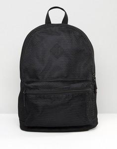 Черный сетчатый рюкзак ASOS - Черный