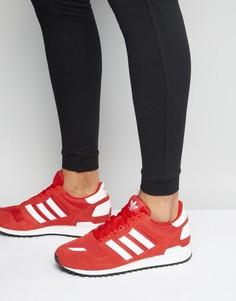 Красные кроссовки adidas Originals ZX 700 S76177 - Красный