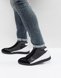 Черные высокие кроссовки Religion - Черный