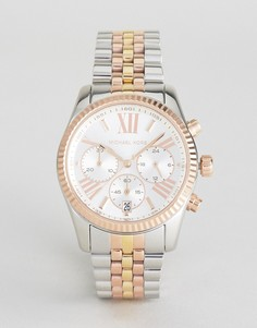 Часы Michael Kors MK5735 Lexington - Серебряный
